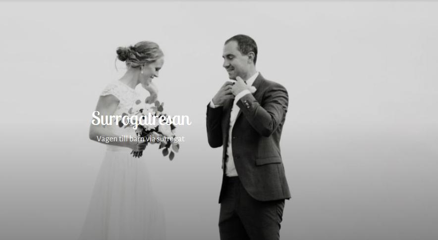 Surrogatresan - Har valt surrogatmödraskap via Tammuz Nordic som en fantastisk möjlighet till biologiskt barn - Nordic Surrogacy