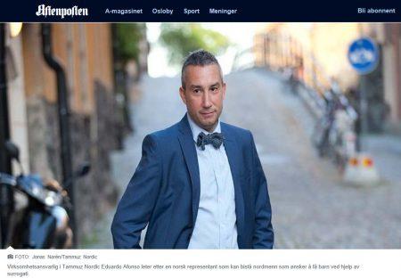 Aftenposten: Surrogatfirma etablerer seg i Norge - Nordic Surrogacy