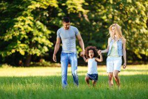 Vi vägleder de blivande föräldrarna genom varje steg