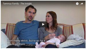 Filmer med surrogatmamma och nyblivna föräldrar - Nordic Surrogacy