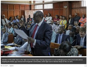 Högsta domstolen i Kenya börjar förhandlingar gällande anti-gay lagar - Nordic Surrogacy