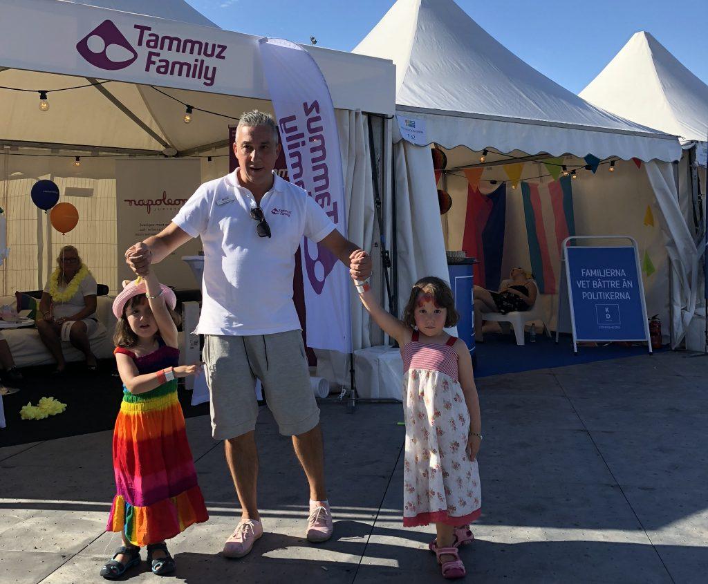 Eduardo Afonso CEO - Nordic Surrogacy