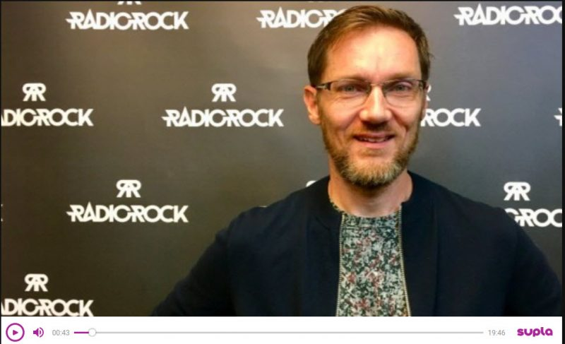RadioRock - Erkko on tulossa isäksi sijaissynnyttäjän kautta - Nordic Surogacy