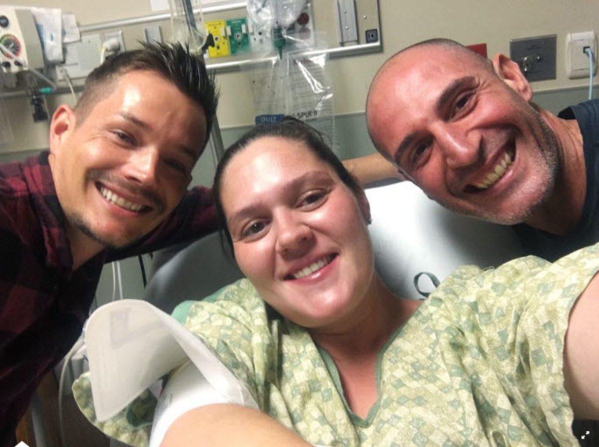 Shlomi og Alexander brukte surrogatmor - Nordic Surrogacy