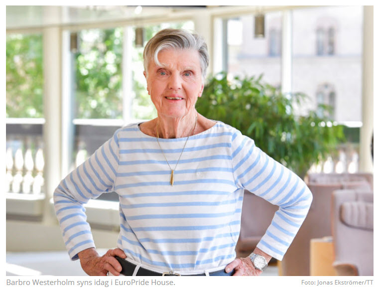 Barbro Westerholm -Jag hade gärna varit surrogatmamma - Nordic Surrogacy