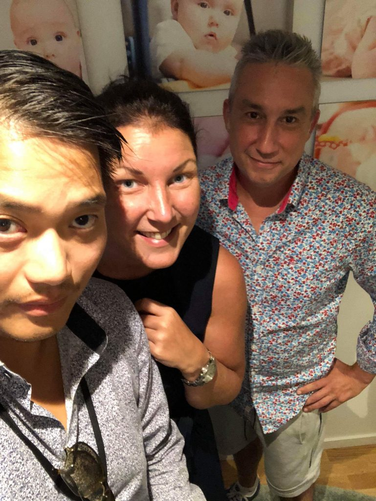 Öppna Moderater med Eduardo från Tammuz Nordic Surrogacy