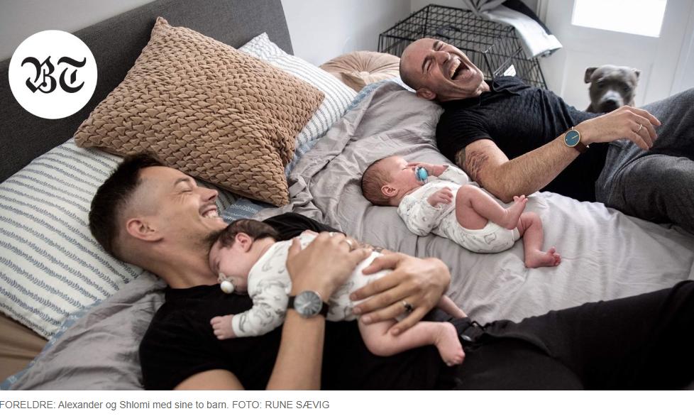 Bør surrogati tillates i Norge?