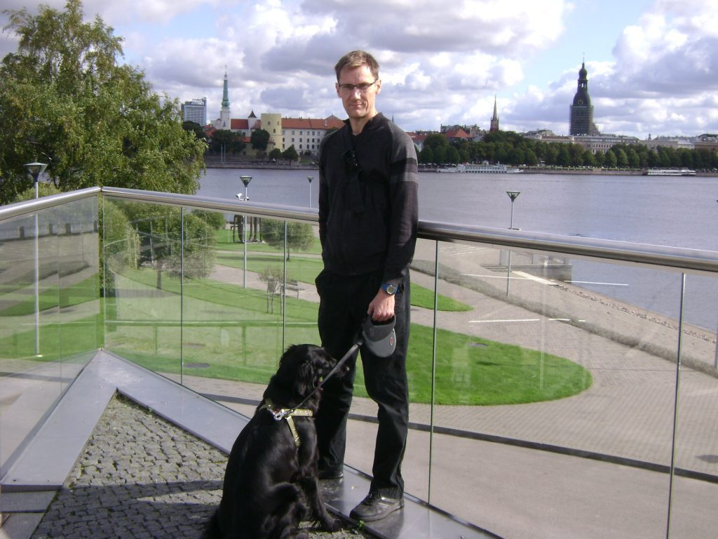 Erkko Välimäki - edustaja Suomessa - Nordicista Surrogacyn