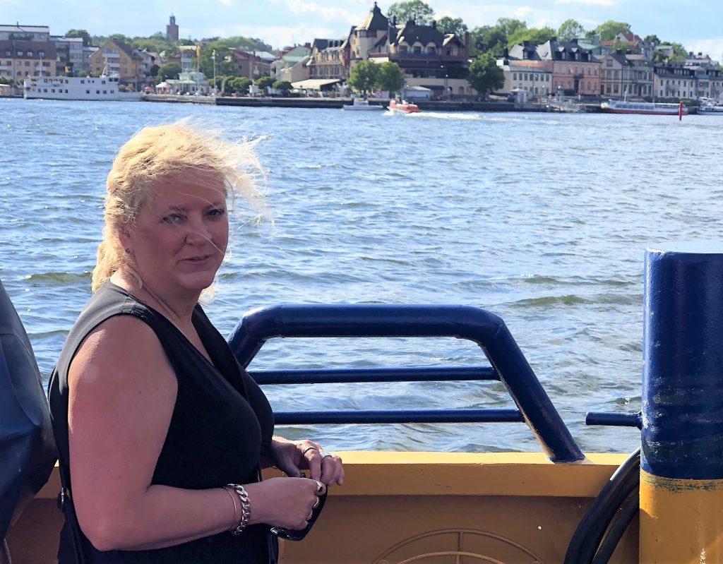 Jenny Zimmermann - pohjoismainen koordinaattori - Nordicista Surrogacyn