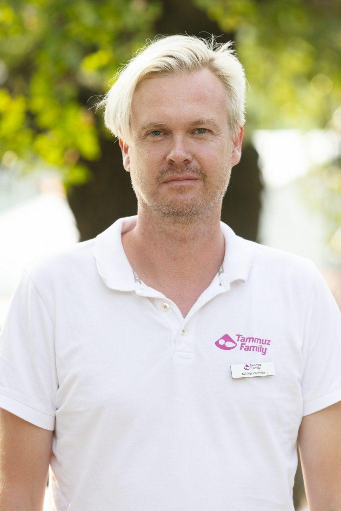 Mikkel Raahede, dansk representant - Tammuz Nordic Surrogacy