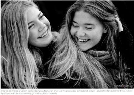 Børn født af en rugemor har det lige så godt som alle andre børn - Tammuz Nordic Surrogacy