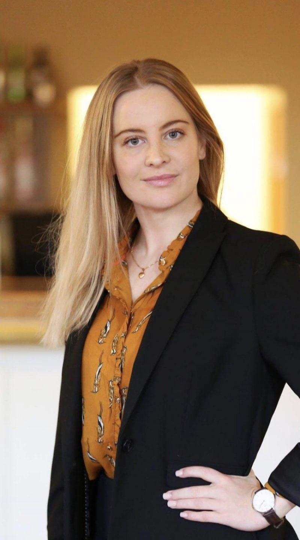 Emma Dahlén ny jurist på Nordic Surrogacy