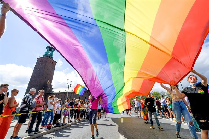 Stockholm Pride - Nordic Surrogacy