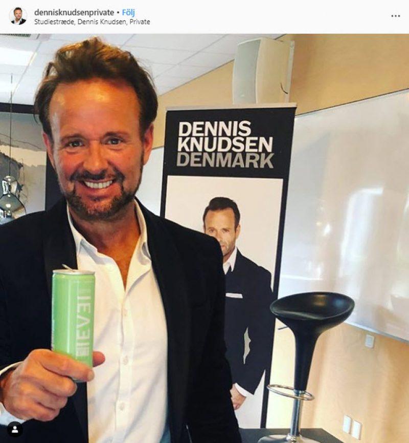 Dennis Knudsen leder efter en rugemor