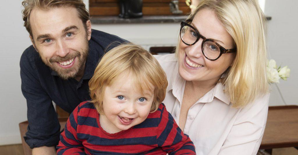 Lisa föddes med cystisk fibros - anlitade surrogatmamma - Nordic Surrogacy