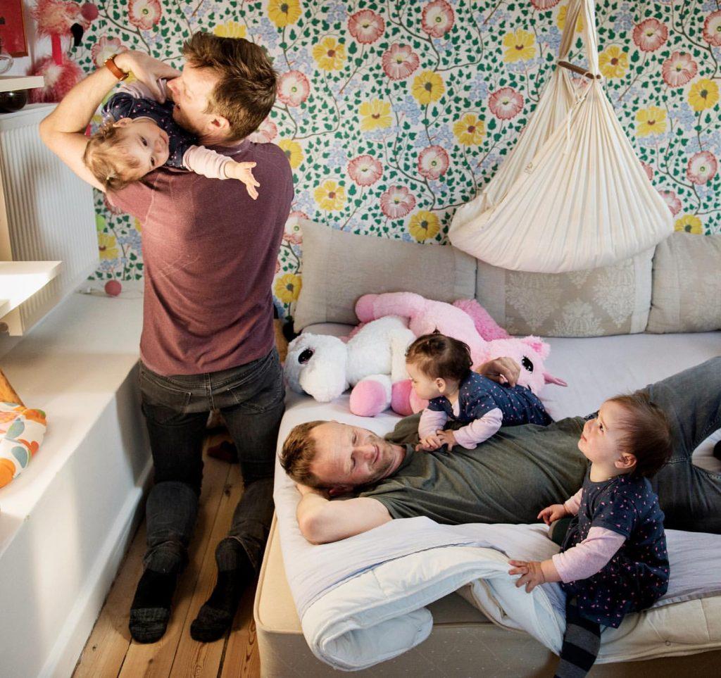 Allerede i 2011 undersøgte de muligheden for at benytte en rugemor - Nordic Surrogacy