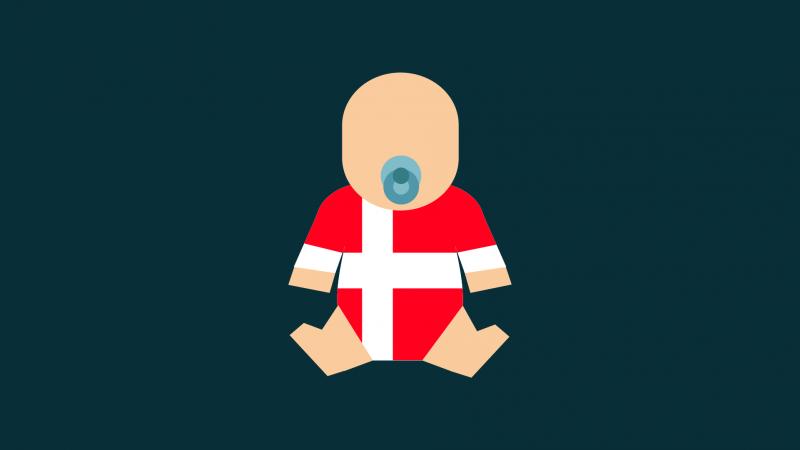 Hvor mange rugebørn fødes i Danmark om året - Nodic Surrogacy