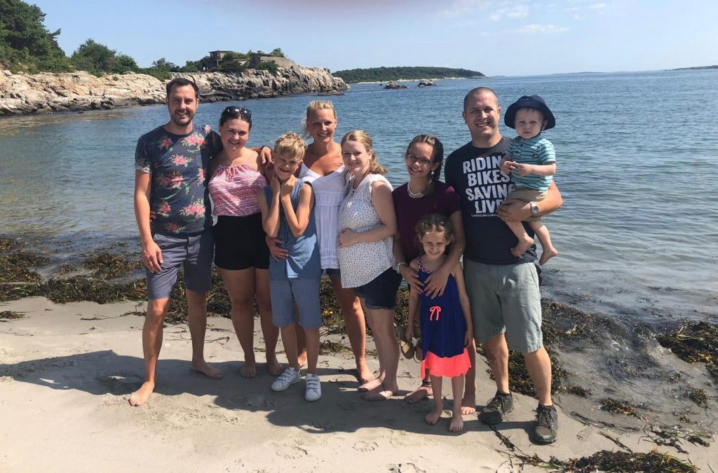 Maria och Mattias valde surrogatmamma i USA via Nordic Surrogacy