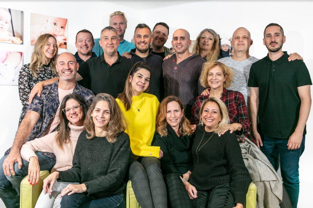 Tammuz Family och Nordic Surrogacy samlade i Stockholm