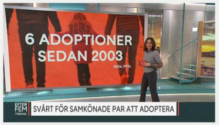 Svårt för samkönade par att adoptera - Nordic Surrogacy
