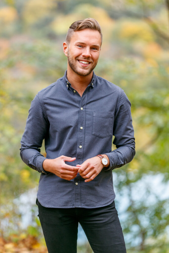 David Sollén börjar som koordinator på Nordic Surrogacy