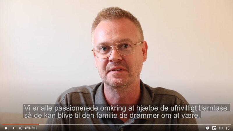 Vi arbejder med at skabe familier - Mikkel Raahede - Nordic Surrogacy