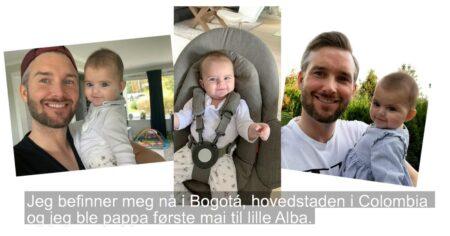 Eirik om surrogati i Colombia - Norsk - Nordic Surrogacy
