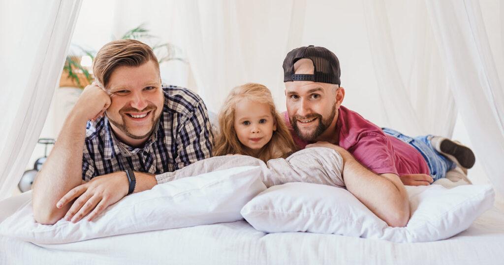 Sijaissynnytys homopareille - HBTQ - Nordic Surrogacy