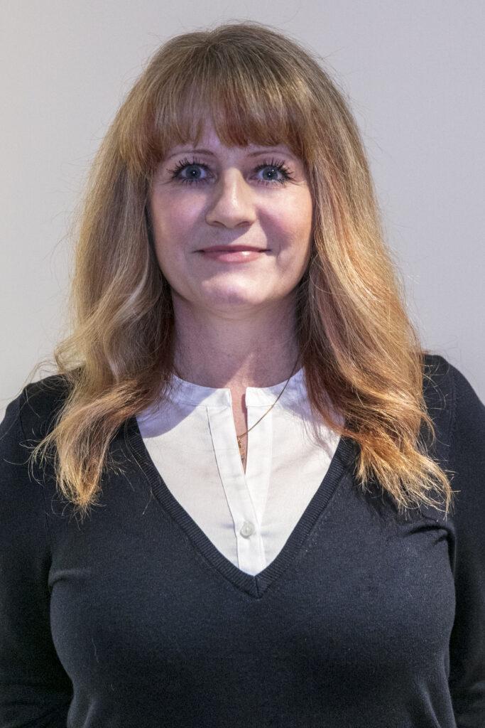 Annelie Ivars är nordisk koordinator på Nordic Surrogacy