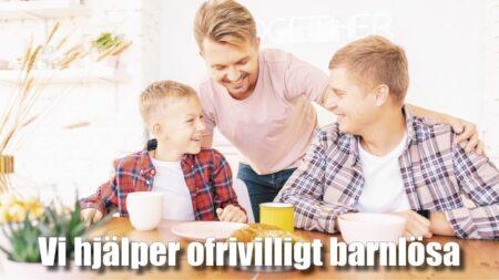 Vi hjälper ofrivilligt barnlösa - Nordic Surrogacy