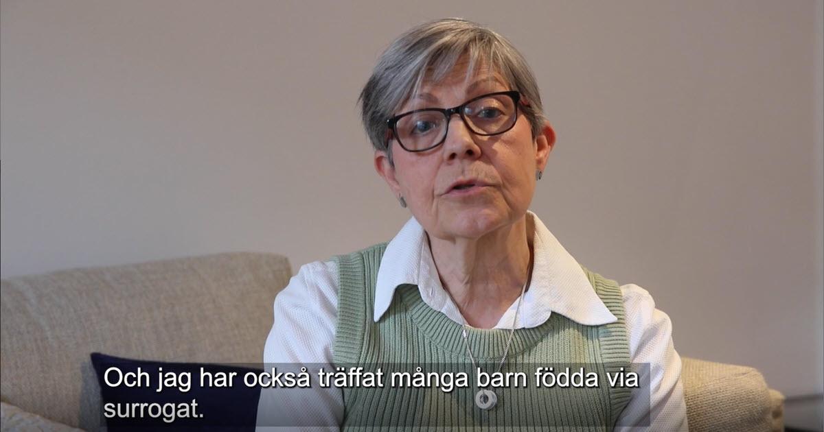 Barnhälsovård för barn födda via surrogat - Nordic Surrogacy